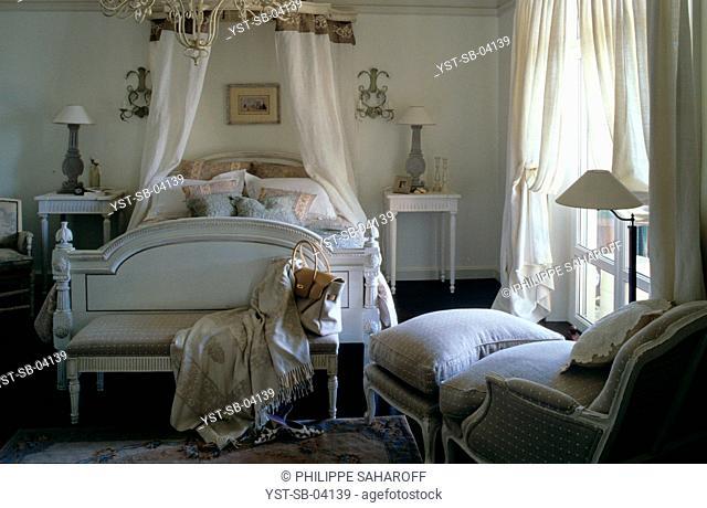 Bedroom, Lake Léman, Montreux, Switzerland