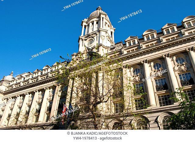 Chancery Court Hotel on High Holborn, London, UK
