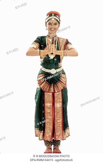 India classical bharatanatyam dance emotion MR#579