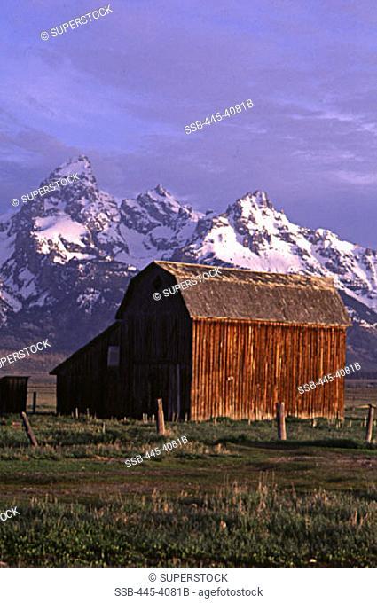 Grand Teton National Park, U.S.A