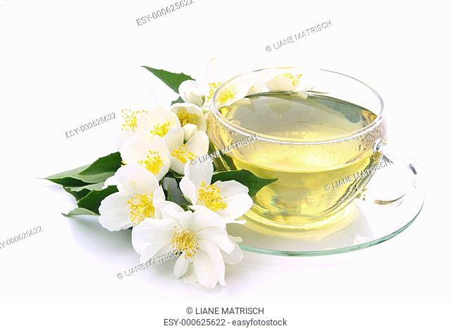 Jasmintee - Jasmine tea 03