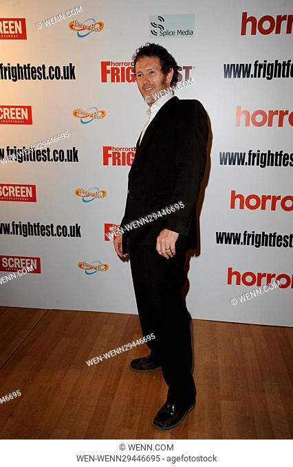 Frightfest 2016 at Vue Cinemas in Shepherds Bush. London Featuring: Nick Moran Where: London, United Kingdom When: 28 Aug 2016 Credit: WENN.com