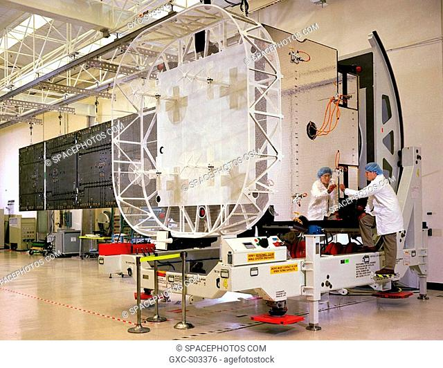 The U.S. Navy has authorized Boeing Satellite Systems, Inc. BSS, to begin production of the 11th in a series of UHF Follow-On UFO satellites