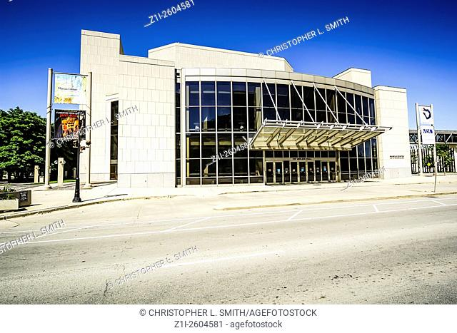 The Marcus center for the Performing Arts in Milwaukee Wisconsin WI