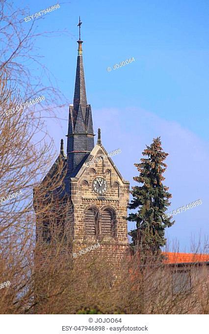 Church of Saint Sebastian in Magdeburg, Germany
