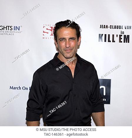 Mark Sherman attends the premiere of Destination Films' 'Kill 'em All' at Harmony Gold on June 6, 2017 in Los Angeles, California