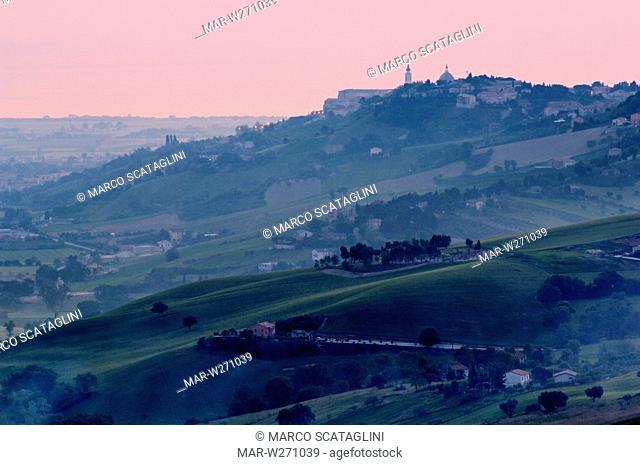 europe, italy, marche, loreto