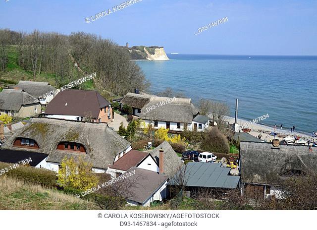 Europe, D, Germany, Mecklenburg-Western Pomerania, Rügen, Baltic Sea, Vitt