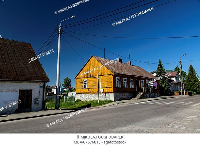 Europe, Poland, Podlaskie Voivodeship, Suvalkai Region, Punsk
