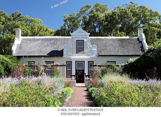 Vergelegen Wine Estate, Western Cape, South Africa