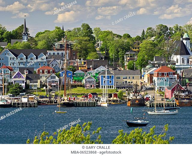 View of Lunenburg