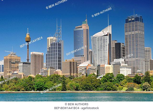 Australia, Sydney, New South Wales, Central Business District