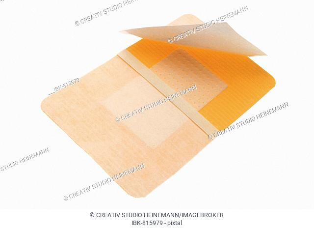 Adhesive plaster, band-aid