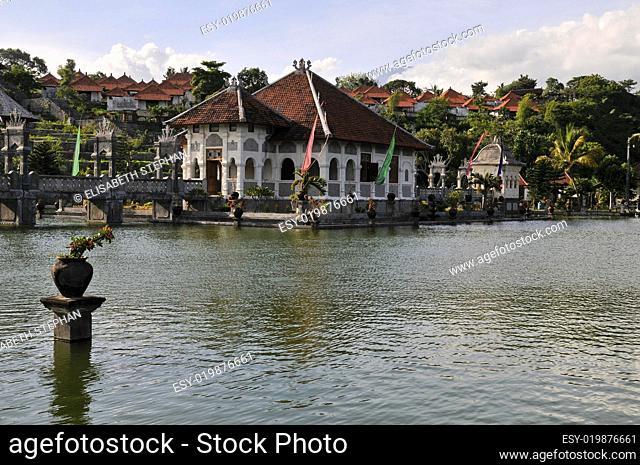 Wasserschloss Pura Tirta Ujung