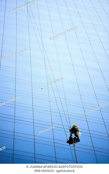 Windows Cleaner, Panama City, Republic of Panama