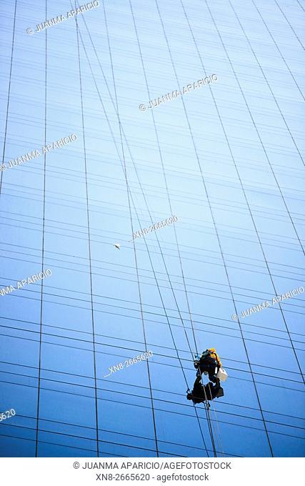 Windows Cleaner, Panama City, Republic of Panama