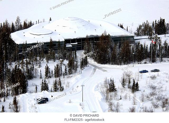 Legislative Building, Yellowknife, Northwest Territories