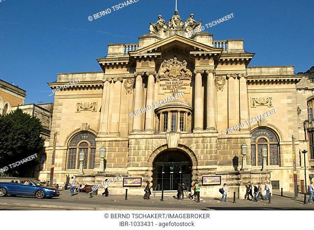 Municipal museum, Bristol, England, Great Britain, Europe