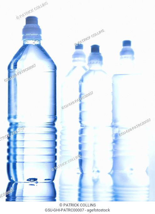 Plastic Sport Top Water Bottles