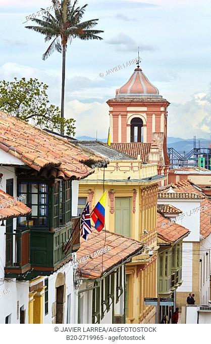 La Candelaria, Bogota, Cundinamarca, Colombia, South America