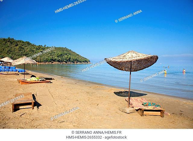 Turkey, Aegean Region, Aydin Province, district of Kusadasi, Dilek Peninsula Büyük Menderes Delta National Park