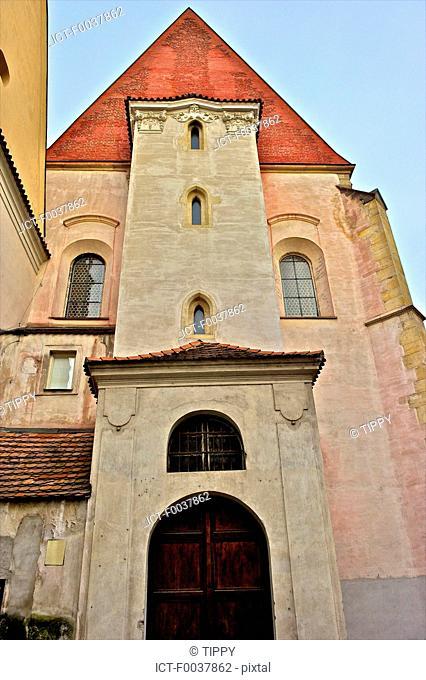 Czech Republic, Prague, church