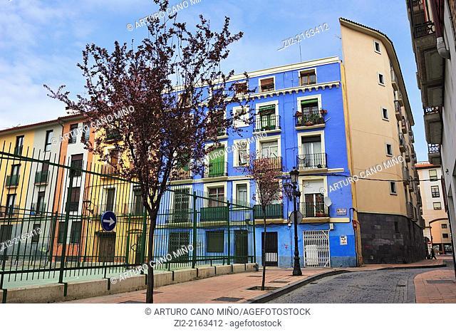 Saint Paul's Quarter, Zaragoza, Spain