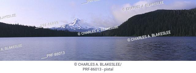 Mt Hood & Lost Lake Mt Hood National Forest OR
