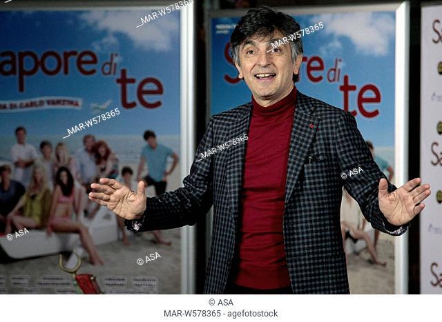 Vincenzo Salemme, Roma 08-01-2014 Cinema Adriano, Sapore di Te