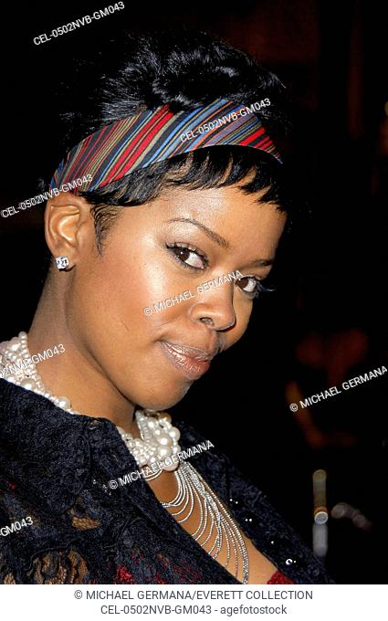 Malinda Williams at arrivals for Get Rich or Die Tryin' Premiere, Grauman's Chinese Theatre, Los Angeles, CA , November 02, 2005