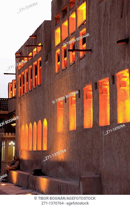 United Arab Emirates, Dubai, Sheikh Saeed al-Maktoum House