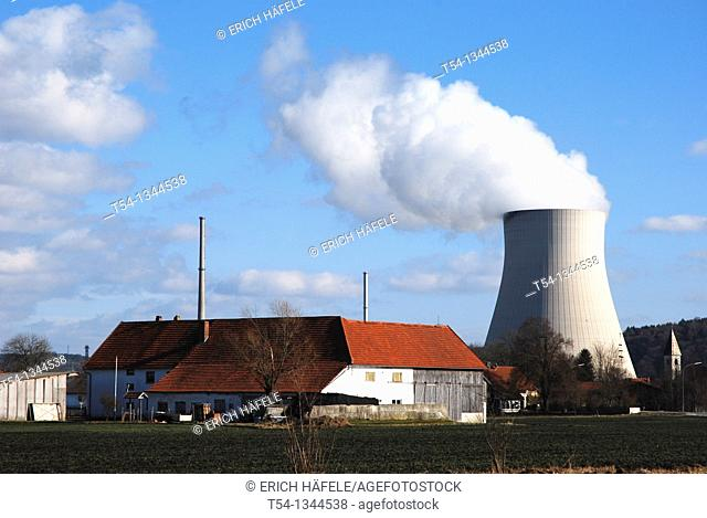 Isar NPP Landshut