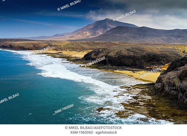 Papagayo Coast. Los Ajaches Natural Monument