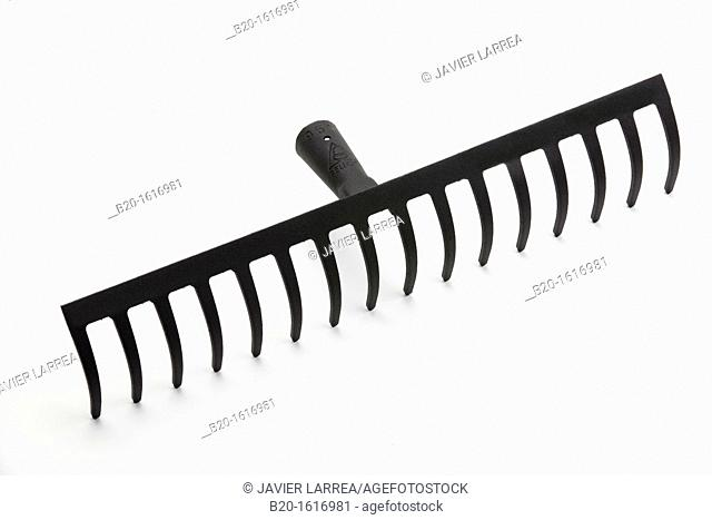 Rake, Agricultural and gardening hand tools