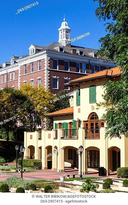 USA, New York, Hudson Valley, Hyde Park, The Culinary Institute of America, CIA, premier US cooking school
