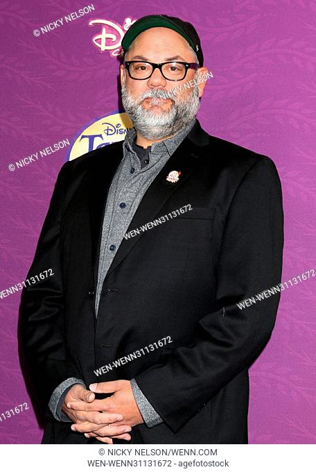 Screening of Disney's 'Tangled Before Ever After' held at the Paley Center for Media - Arrivals Featuring: Chris Sonnenburg Where: Los Angeles, California