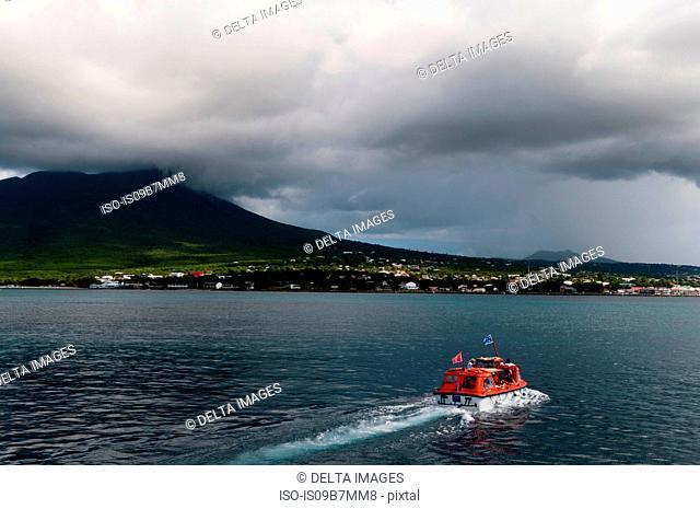 Nevis, Caribbean