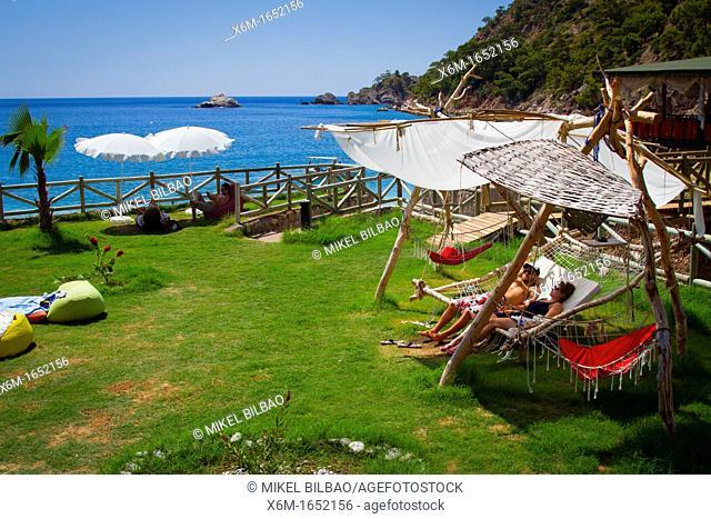 Kabak Valley  Lycian Way  Mugla province, Aegean coast, Turkey