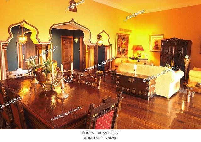 Mauritius - East Region - Belle Mare - Beau Rivage Hotel - Maharadjah Suite
