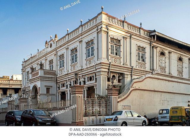 Modi Atash Behram Parsi fire temple, Surat, Gujarat, India, Asia