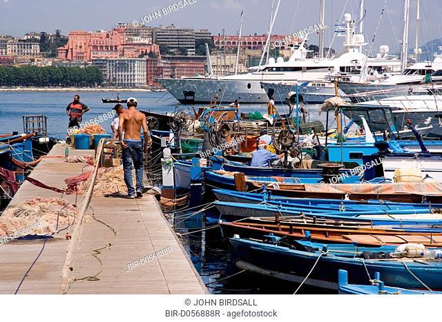 Bay of Naples, Italy