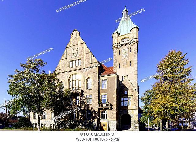 Germany, Hattingen, old town hall