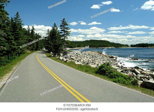 Acadia National Park, ME, Maine, Schoodic Peninsula