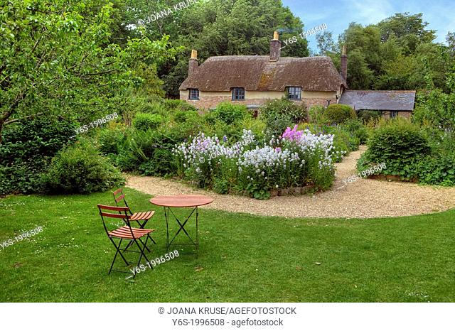 Thomas Hardy's Cottage, Dorset, United Kingdom