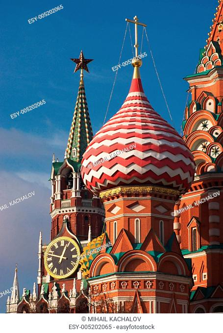 Domes and tower