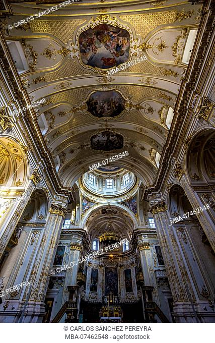 Dedicated to Saint Alexander of Bergamo, Bergamo cathedral has undergone many changes over the centuries. It is thought to date from at least the 15th century
