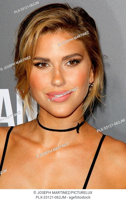 Kara Del Toro at the LA Special Screening of Premiere of Lionsgate's American Pastoral held at the Academy's Samuel Goldwyn Theater in Beverly Hills, CA