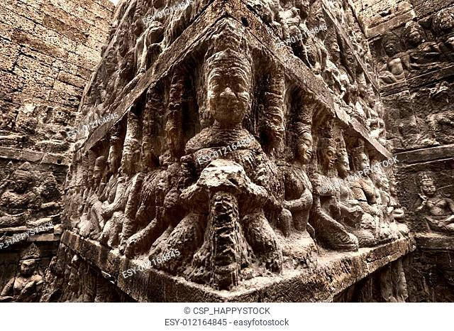 King terrace ,Angkor Thom
