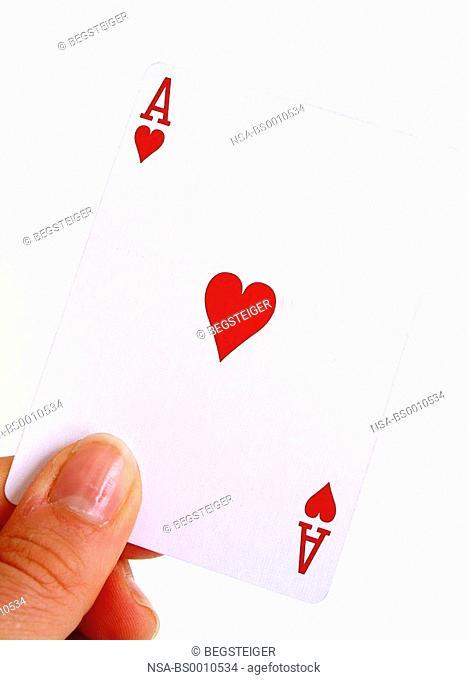 heart ace