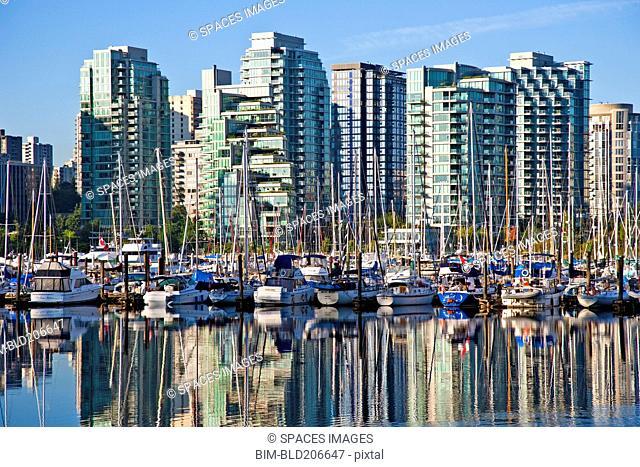 Harbor View, Vancouver, British Columbia, Canada